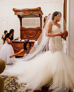 Wedding inspo from the most stylish + chic multicultural bridal mag serving women of color. Print/Digital/Online. info@munaluchibridal.com