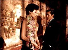 In the Mood for Love by Kar Wai Wong