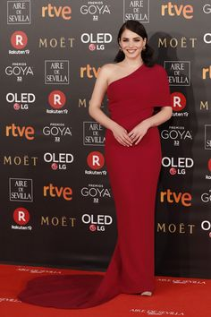 Andrea Duro – The Front Row Mirror Ellie Saab, Tom Ford, Stella Mccartney, Fishtail Maxi Dress, Strapless Dress Formal, Formal Dresses, Red Carpet Gowns, Dressed To The Nines, Formal Looks