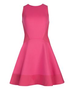 Contrast side dress - HEARN - Ted Baker (amazing fabric feel, great structure)