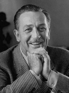 Walt Disney. Lung cancer, 1966, age 65.