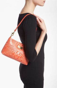 Brahmin 'Anytime - Mini' Convertible Handbag-this bag is perfect for nighttime or carrying to run errands.
