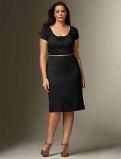black dress talbots