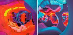 Dark Roasted Blend: Retro-Future: Glorious Urbanism Futurama, Science Art, Science Fiction, Atomic Age, Vintage Images, Roast, Concept, Dark, Illustration