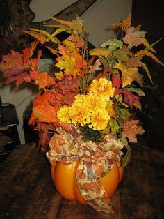 Silk Flower Arrangement Ideas