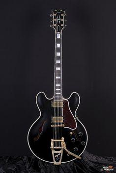 Gibson Custom Shop ES-355 Bigsby                                                                                                                                                                                 More