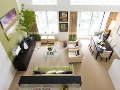 Cómo elegir colores para el diseño de interiores (I) - La elección de los colores en el diseño de interiores no se basa solo en el optar por los tonos favoritos. Las principales reglas de color para la decoraci