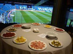 España sabe a PASIÓN: por el fútbol, la gastronomía y un maridaje entre ambos #saboreaespaña