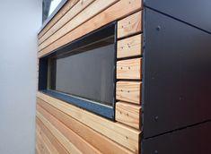 Design-Gartenhaus - Moduplan
