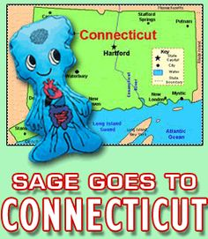 We Are All The Same Inside ® Sage goes to Connecticut (circa. 2011).
