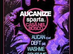 Aucanize Party with Deft 20 October 2012