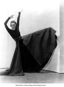 Mother of Modern Dance
