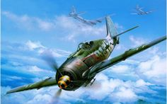 sky clouds war focke-wulf fw german fighter attack us bombers HD wallpaper Luftwaffe, War Thunder, Iphone 2g, Ipad Mini 3, Jet Fighter Pilot, Fighter Jets, Ww2 Aircraft, Military Aircraft, Ipad Air 2