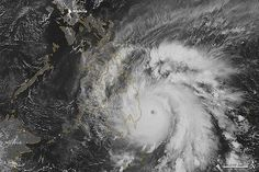 Typhoon Bopha Makes Landfall,   Typhoon Bopha Makes Landfall    NASA image acquired December 3, 2012 As predicted, Typhoon Bopha made landfall on the Philippine island of...