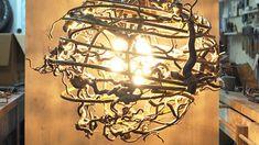 Afbeeldingsresultaat voor money for nothing wooden chandelier