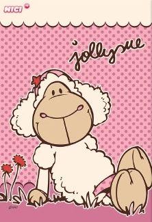 NICI: Jolly Sue:)
