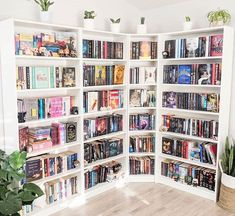 70 Super Ideas Book Lovers Home Libraries Home Library Rooms, Home Library Design, Dream Library, Home Libraries, Book Design, Bookshelf Inspiration, Ikea Inspiration, Bookshelf Design, Bookshelf Ideas