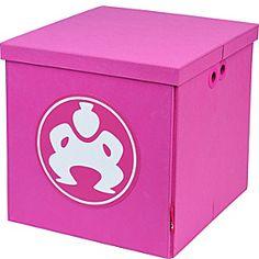 """Sumo Sumo Folding Furniture Cube - 14"""" - Pink - via eBags.com!"""