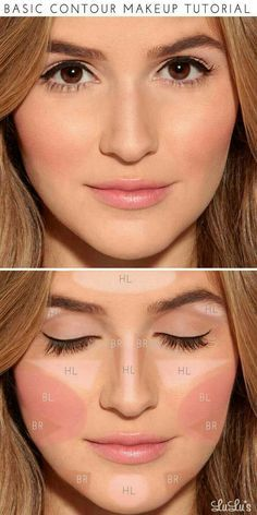 How to use Highlighter, Bronzer and Blush...