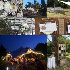 The real wedding of Amelie & Laurance   From Dubaï to Provence   #TheSummerParty #traditionalwedding #IphonePics   #MurielSaldalamacchiaWeddings aka #LesRiresdeJulie with the design of @styleitevent