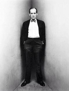 Walter Gropius - Bauhaus Design and Architecture. Photo by Irving Penn. Zippertravel.com