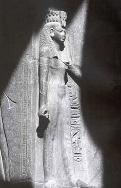 Abu Simbel - Great Royal Queen Nefertari Merytmut, Het-Heru (Hathor) High Priestess. 19th Dynasty, after the New Kingdom.