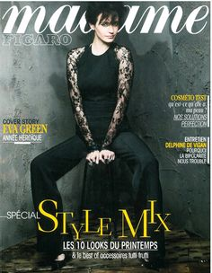 Madame Figaro Special Style Mix January 2014