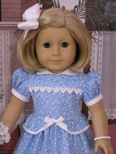 "Susie's 18"" Doll Clothes Fit My American Girl Kit Molly Julie McKenna Saige 