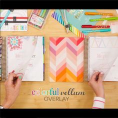 New Vellum overlay! So pretty! This will be available for all the new LifePlanners!   Erin Condren planners will be available for pre-order June 9th! Use my referral code and get $10 off for new customers https://www.erincondren.com/referral/invite/kayleneklingert0525 #ECLifePlanner #ECadventure #erincondren #erincondrenlifeplanners #erincondrenlifeplanner @erincondren