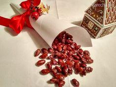 Karamelizové mandle - Recept