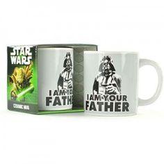 Star Wars I Am Your Father Coffee Mug