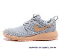 c5a5aecfe640 New Pure Platinum Orange Chalk 511882-008 Womens Nike Roshe Run Cheap Running  Shoes