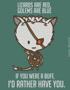 League of Legends poem.