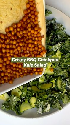 Vegan Dinner Recipes, Vegan Dinners, Veggie Recipes, Vegetarian Recipes, Cooking Recipes, Healthy Recipes, Super Food Recipes, Kale Salad Recipes, Veggie Meals
