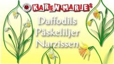 "💐 Daffodils are fantastic - full of power and beauty. They are easy to make - you just need one quilling tool: The black ""Fine Comb"" - that's why they are al. Quilling Flowers, Quilling Cards, Paper Quilling Tutorial, Karen, Daffodils, Origami, Paper Crafts, Make It Yourself, 8 Martie"