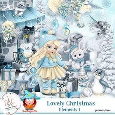 Lovely Christmas Elements 1 by Kastagnette Cinderella, Disney Characters, Fictional Characters, Clip Art, Disney Princess, Christmas, Anime, Xmas, Navidad