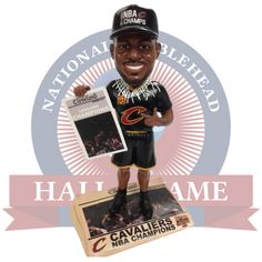 8a1b97b49 Order your Cleveland Cavaliers 2016 NBA Champions LeBron James Newspaper  Base bobblehead before it s too late