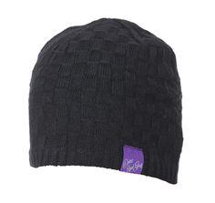 Weave Beanie - Black $19.99