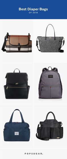 The 38 Best Diaper Bags and Backpacks For Parents in 2019