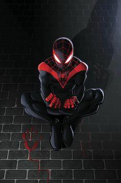 Spider-Man 18Miles acaba de descubrir que Cabeza de Martillo no es tan divertido como él pensaba. La guerra de bandas en Nueva York se calienta, mientras que Spidey se encuentra cada vez más involucrado en la misma. Esto no va a acabar bien.