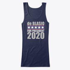 Bill De Blasio 2020 T Products from Bill De Blasio 2020 T Shirt | Teespring Bill De Blasio, Tank Man, Tank Tops, T Shirt, Products, Women, Fashion, Supreme T Shirt, Moda