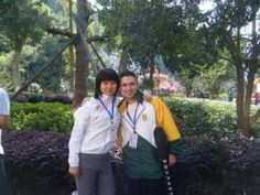 Me and my Jiao Lian