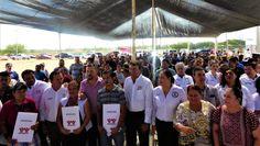 ENTREGA INFONAVIT-TAMAULIPAS 300 ESCRITURAS A FAMILIAS DE FRACC, SATÉLITE Y AZTECA EN RÍO BRAVO | Noreste  Digital