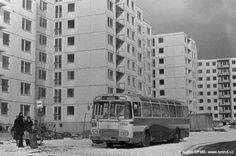 Fotogalerie » Karosa ŠM11.1630MOC BSA 54-28 2804   Brno   Líšeň   Kotlanova Buses, Multi Story Building, Pictures, Busses