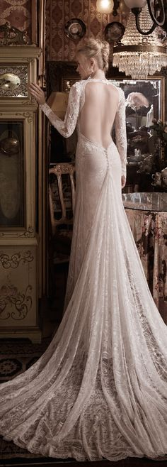 Fabulous - Naama and Anat Fall Winter Brial Collection Wedding Dresses 2016