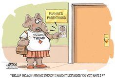 Aborting Trump