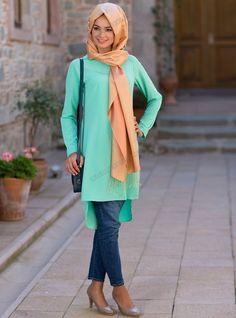 women hijab fashion ideas for office wear (16)