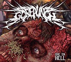 brutalgera: Gorepunch - Give 'Em Hell (2015), Deathgrind