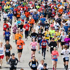 Yes, You Can Run a Marathon! And Here's the Plan to Build Up to 26.2: If running a marathon is on your bucket list, we have an 18-week plan designed specifically to help a first-timer train for to run 26.2. http://milesforacure.com/