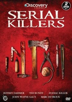 Discovery - Serial Killers I need this!